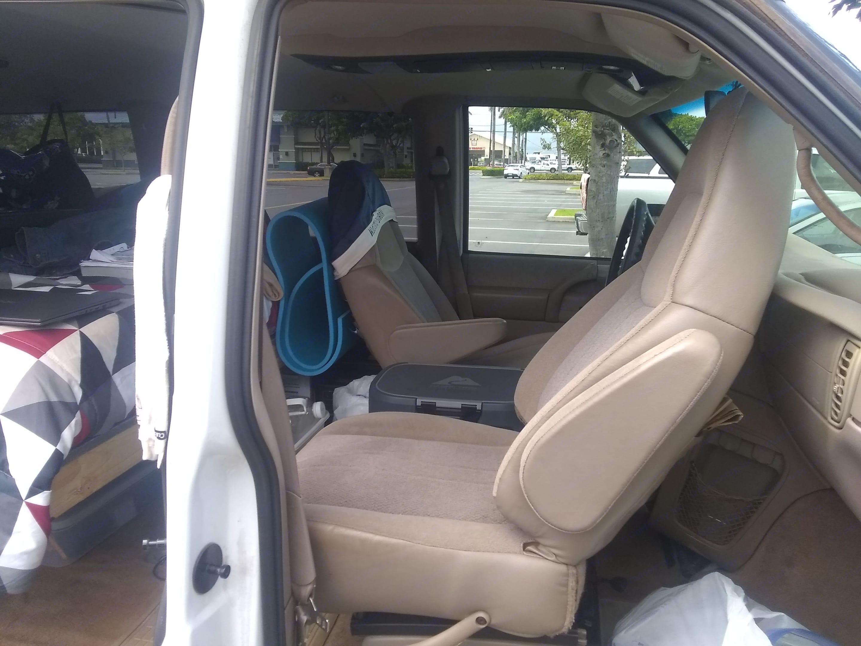 Chevrolet Astro Van 2002