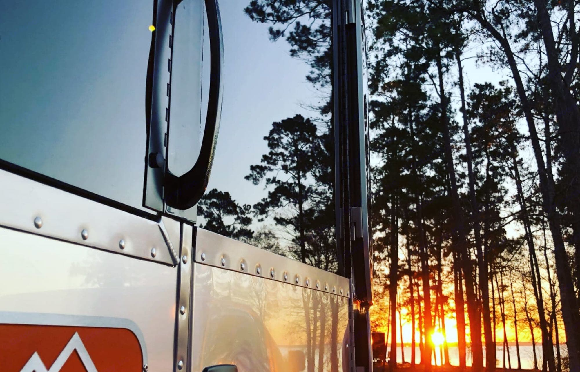 Pure relaxation!. Airstream Base Camp 2020