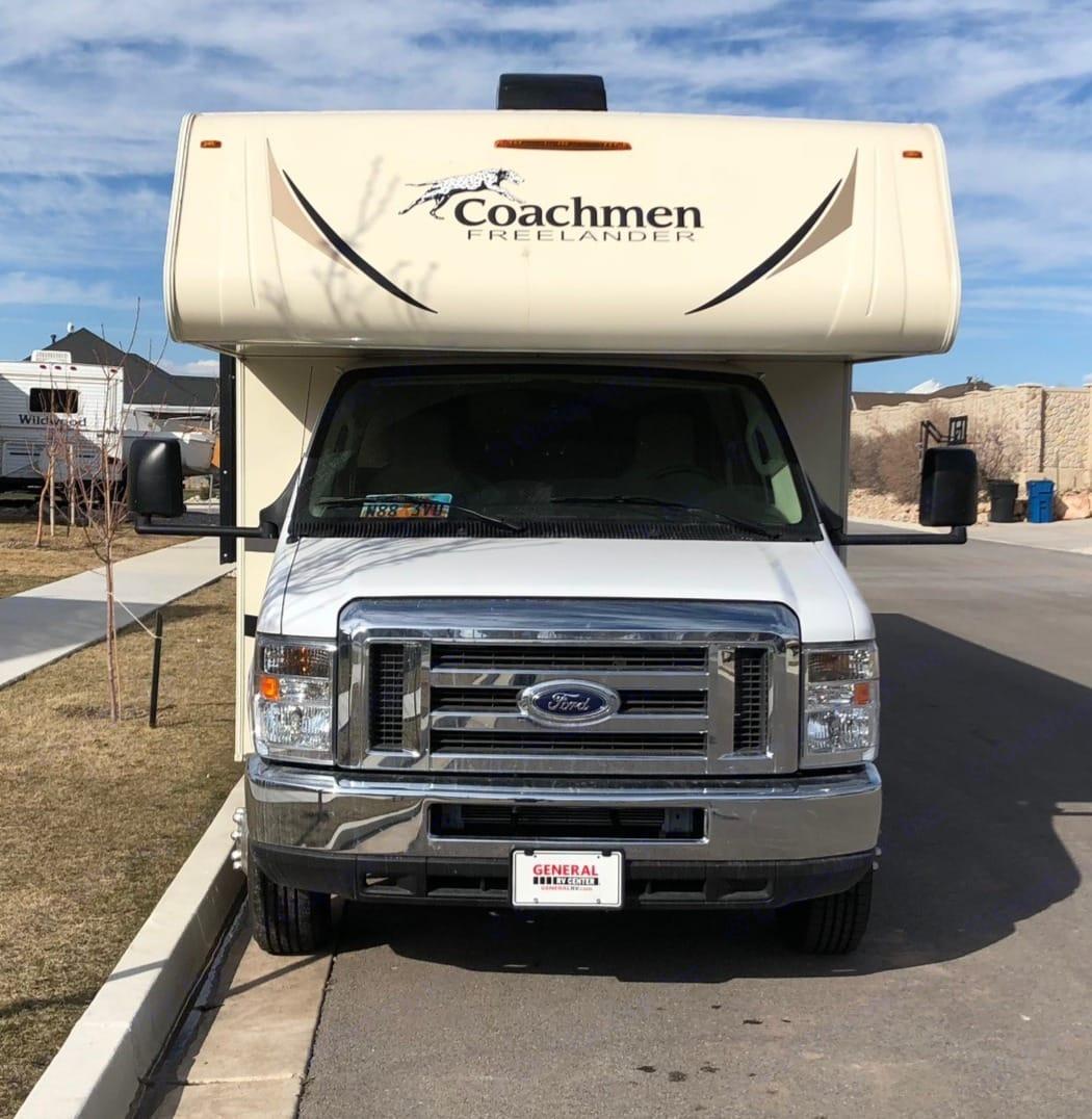 Coachmen Freelander 2018