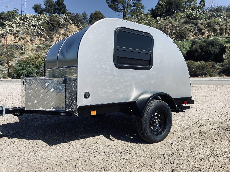 Custom Teardrop Camper 2020