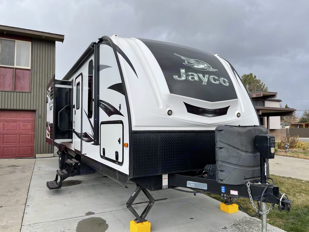 Jayco White Hawk 2016