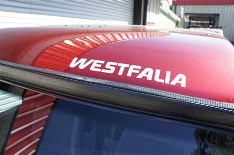 Volkswagen Eurovan Westfalia 2002