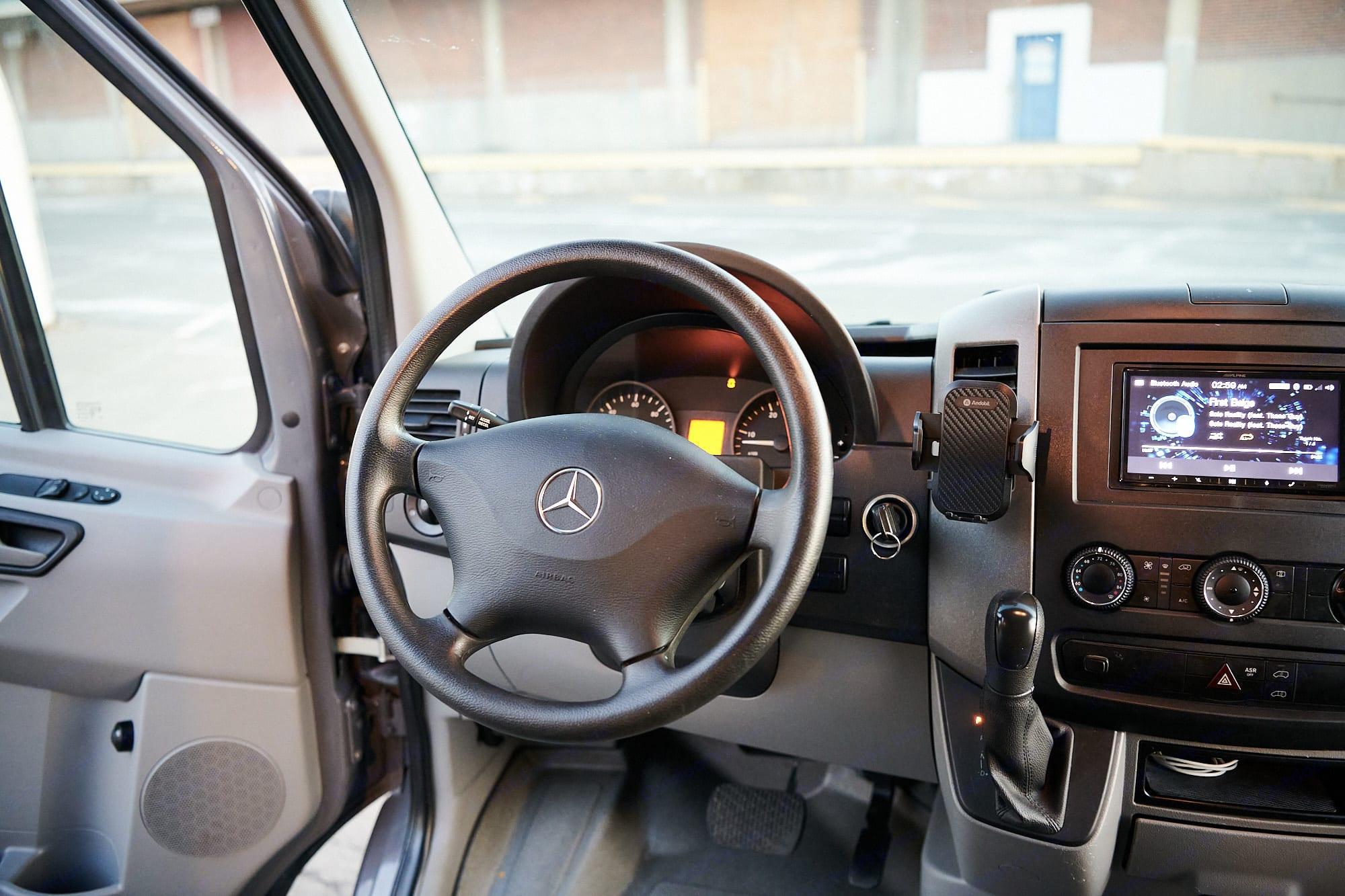 Mercedes Sprinter 2010