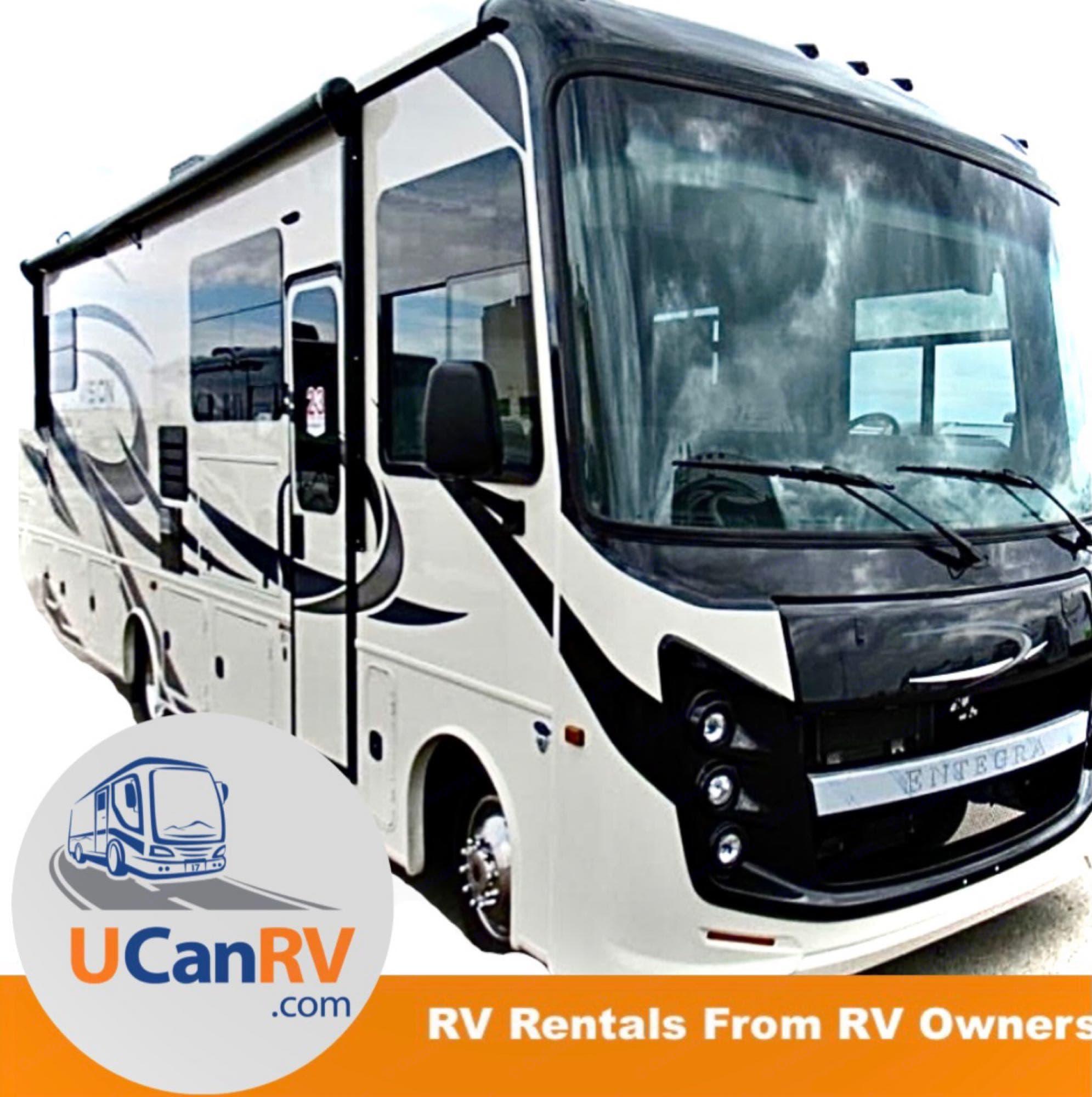 Entegra Coach Vison 32 Series 29F 2021