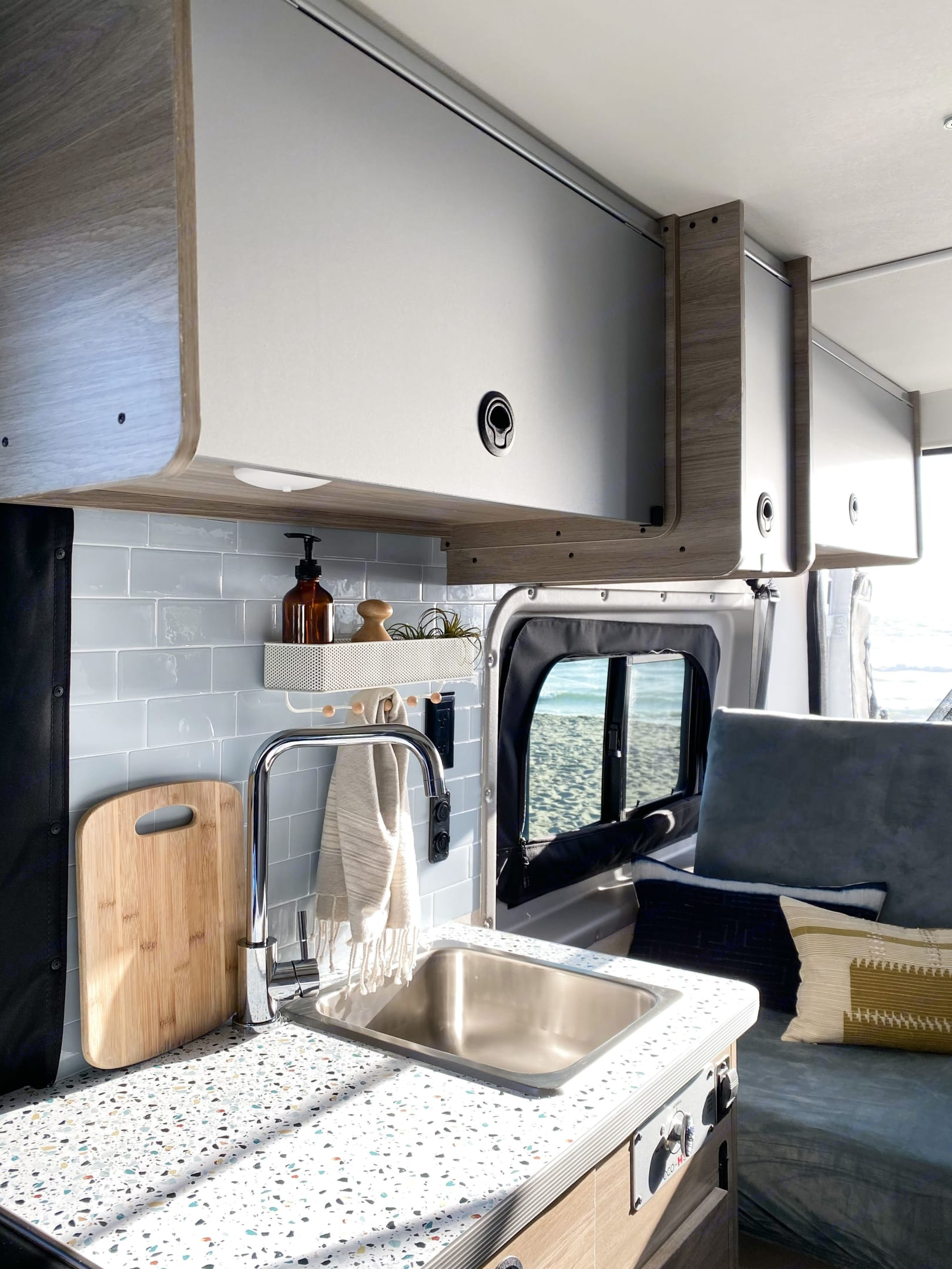 All the amenities you need for your adventure!. Winnebago Solis 2021