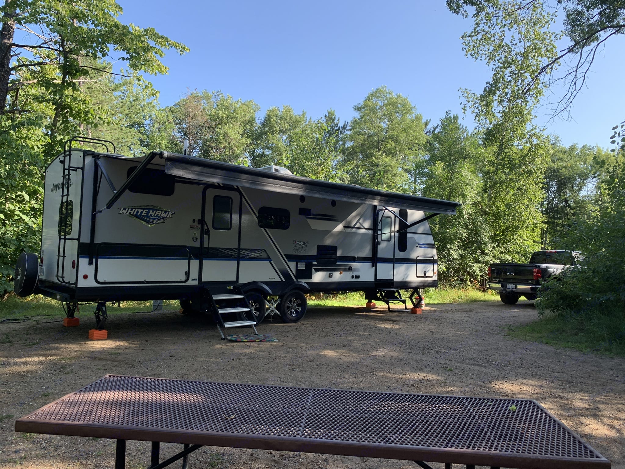 Campsite View. Jayco White Hawk 29Bh 2018