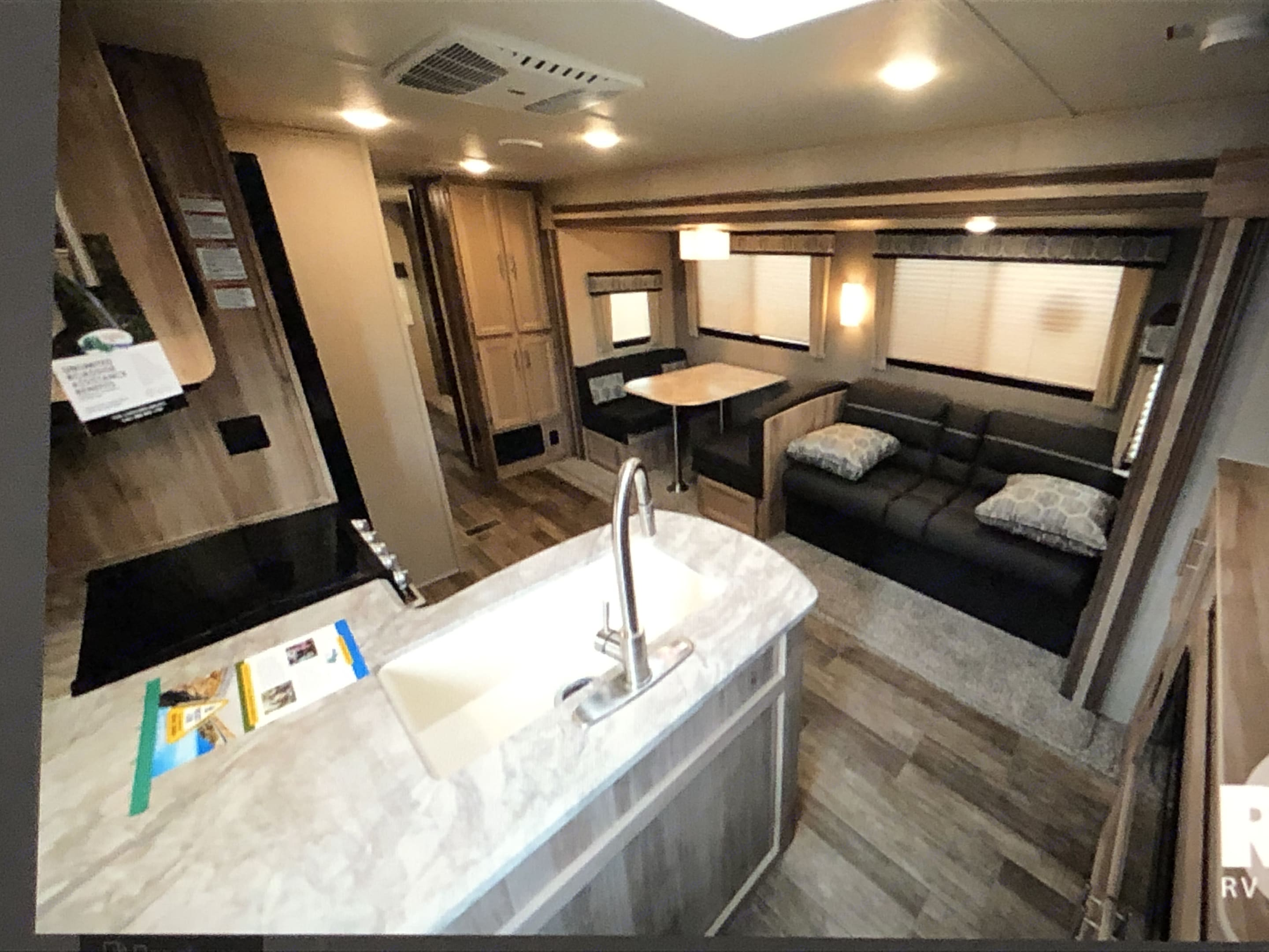 Dining table (turns down for sleeping). Coachmen Other 2021