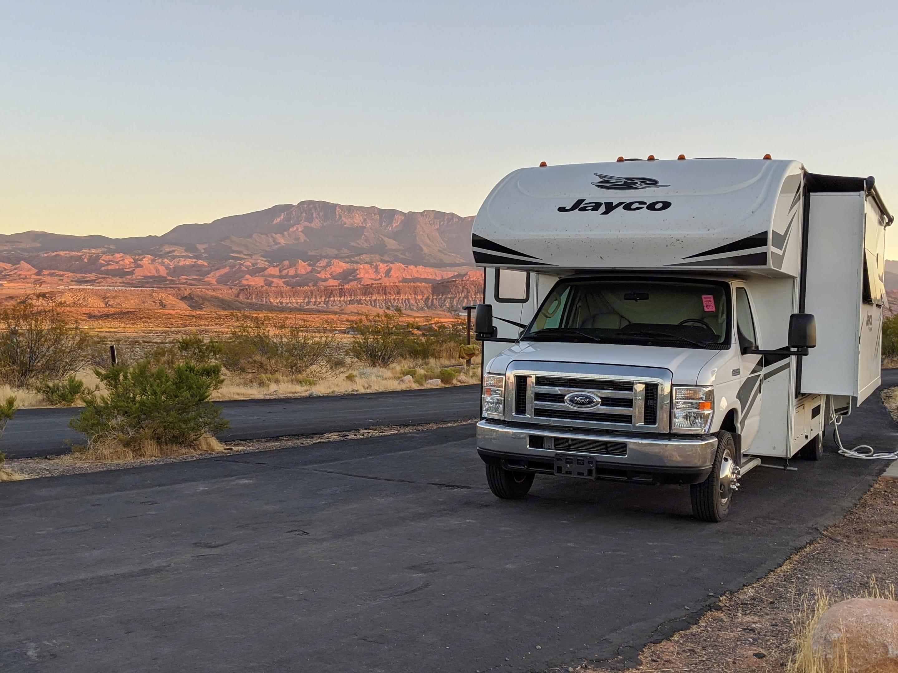 When you're in an RV the vacation begins as soon as you turn the key. . Jayco Redhawk 2020
