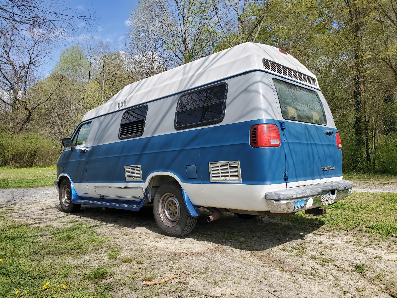 Hot damn, Suze. Roadtrek 190 Popular 1994