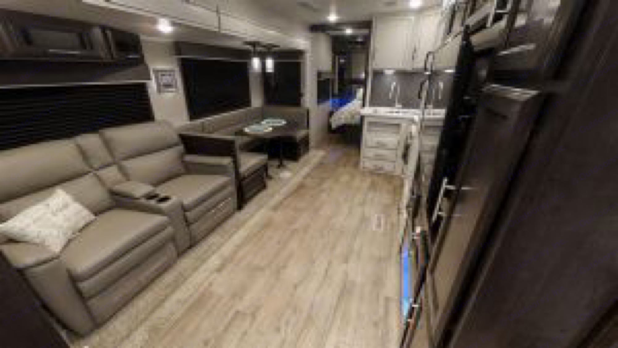 inside picture from entrance. Jayco EAGLE 2020
