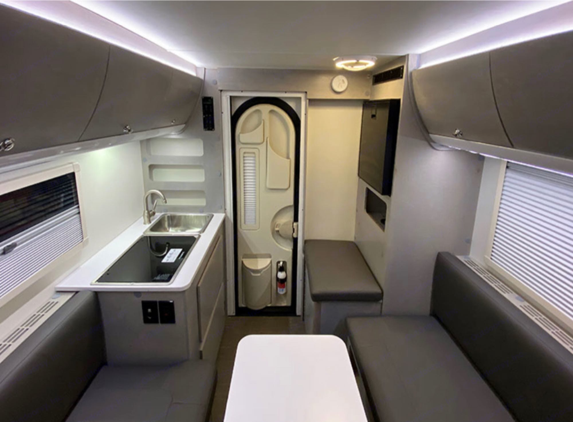 Roomy and very well laid out interior. Other Other 2021