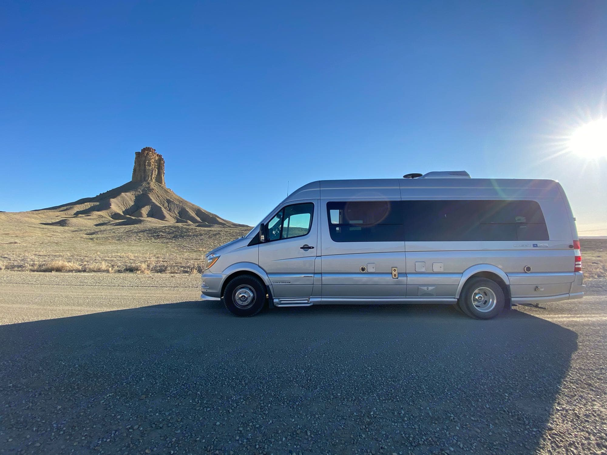 Airstream Sprinter 2019