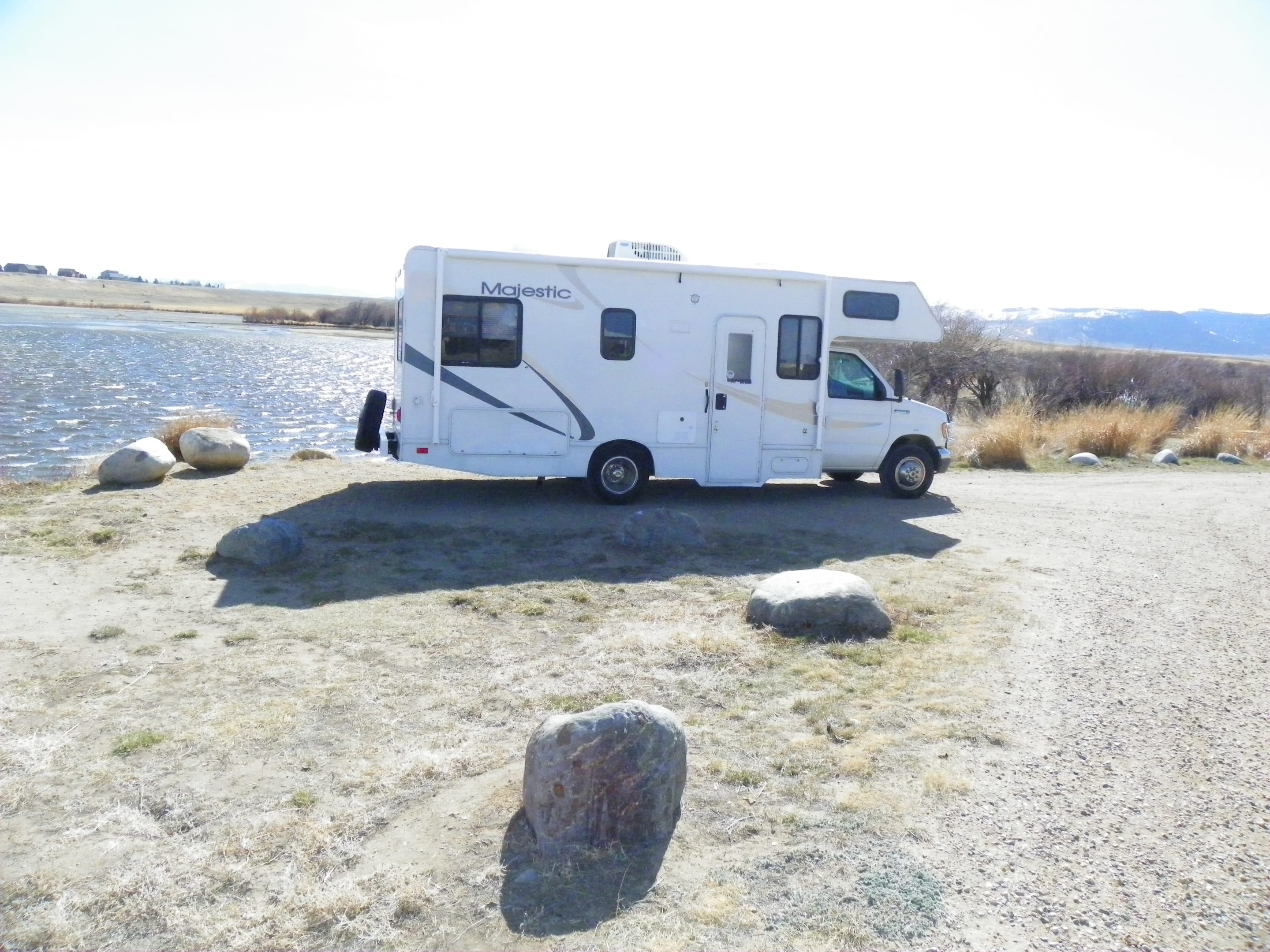 Thor Motor Coach Four Winds Majestic 2007
