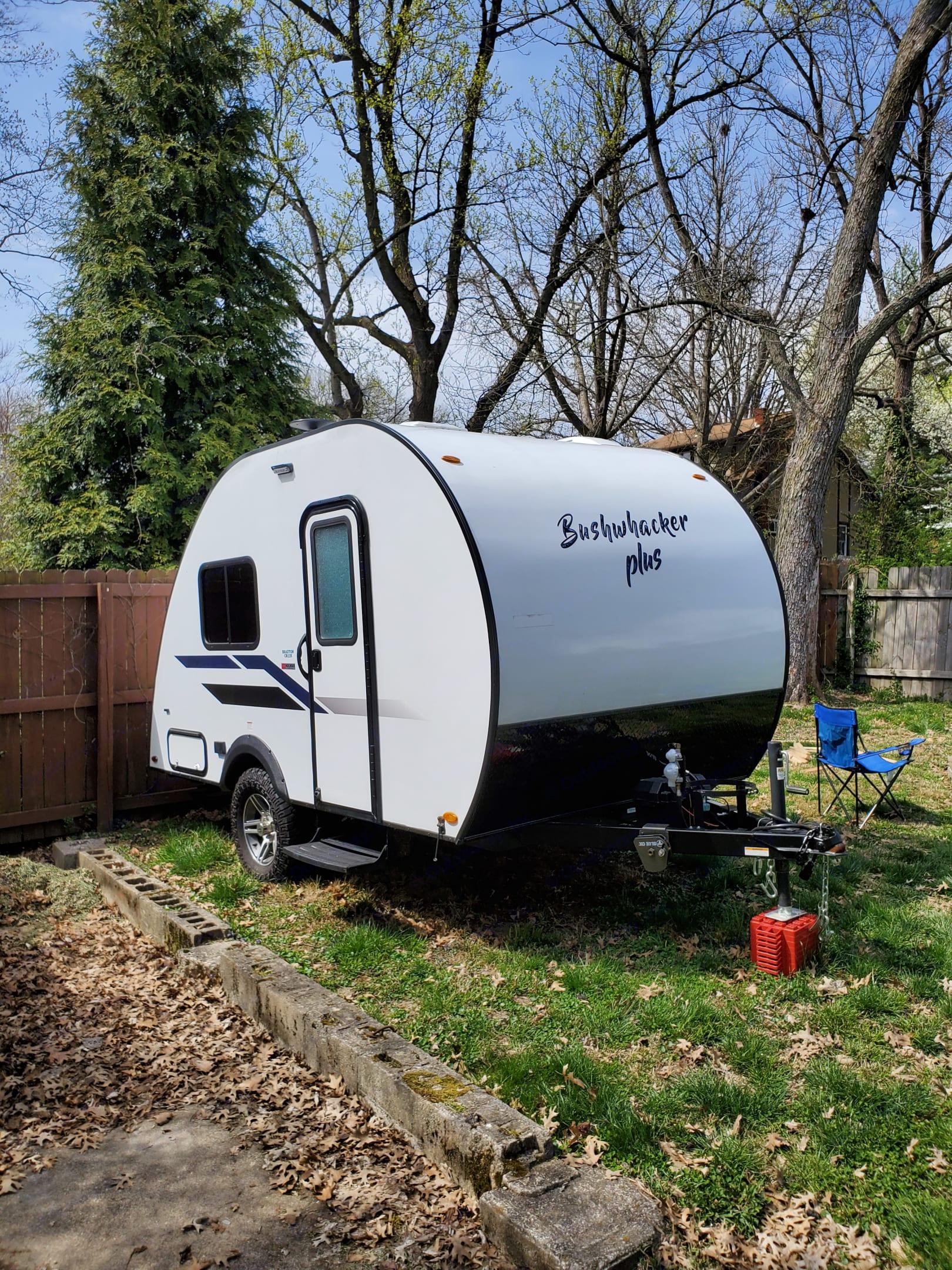 Braxton Creek Bushwhacker Plus 2021