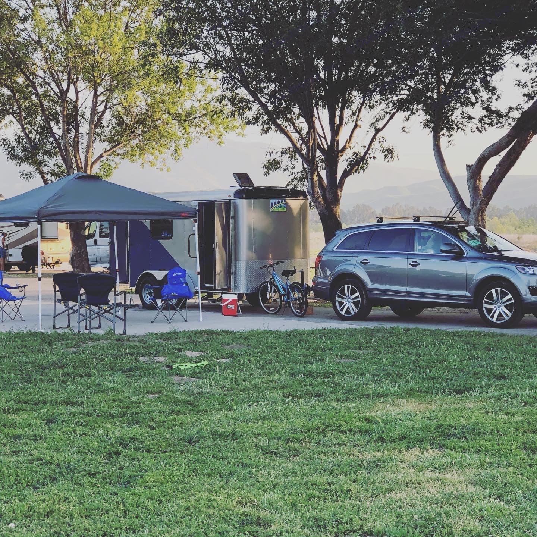 Camper trailer Blueriginal 1 2017