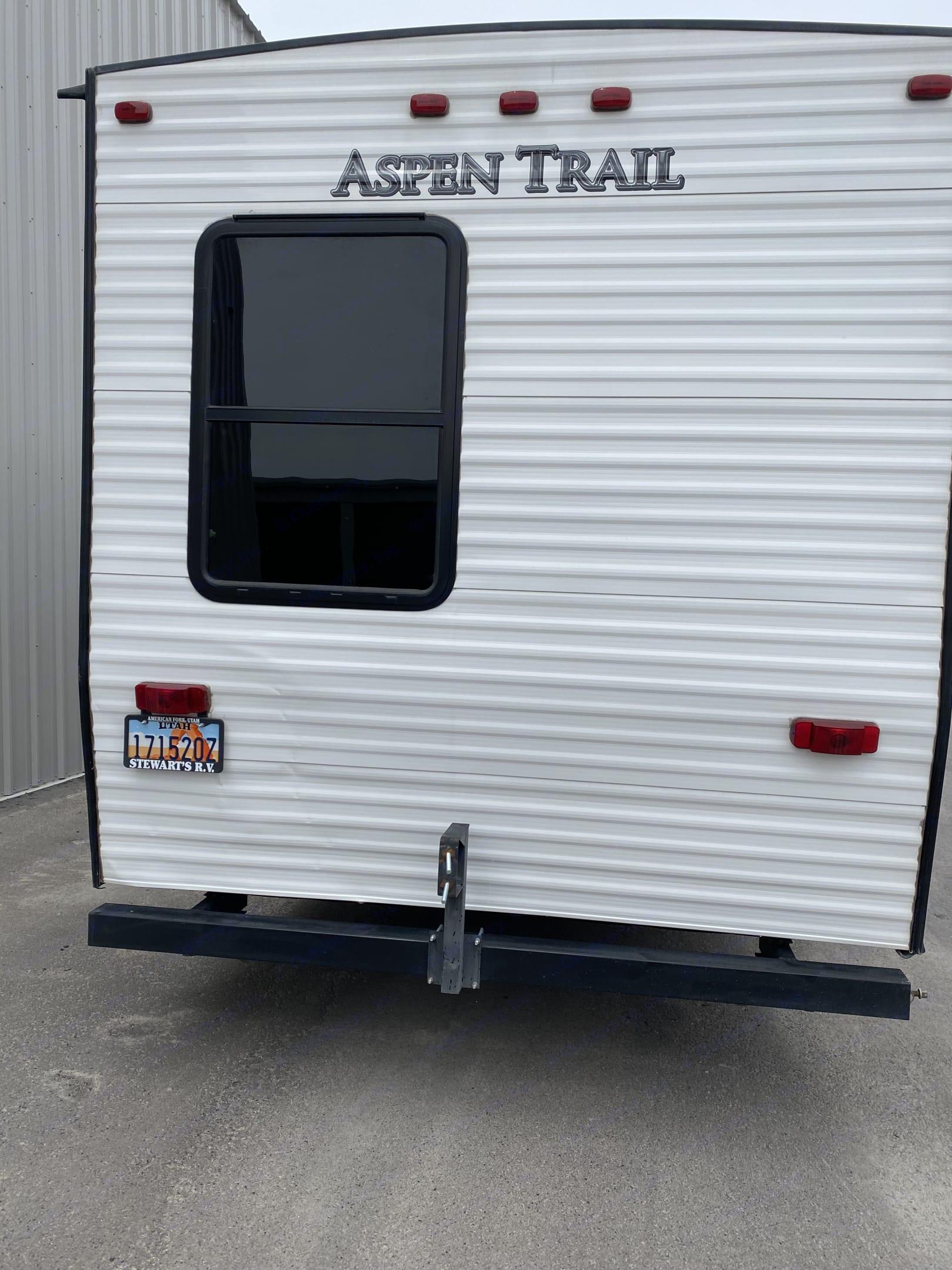 Dutchmen Aspen Trail 2016