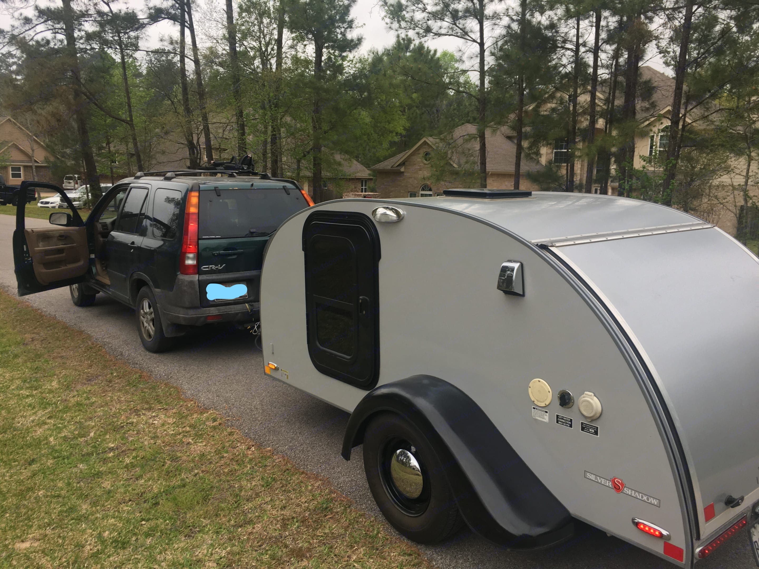 First time home!. Little Guy Silver Shadow 5x10 2015