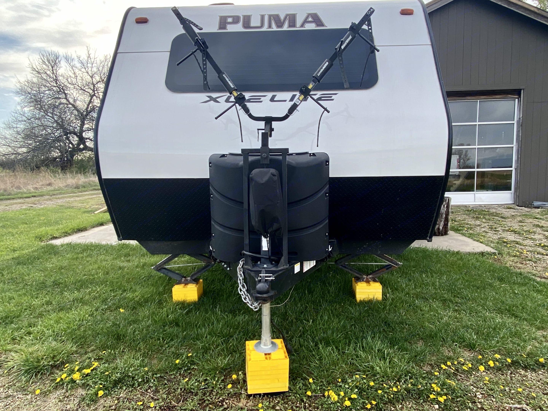 Hitch/Bike Rack. Palomino Puma 2019