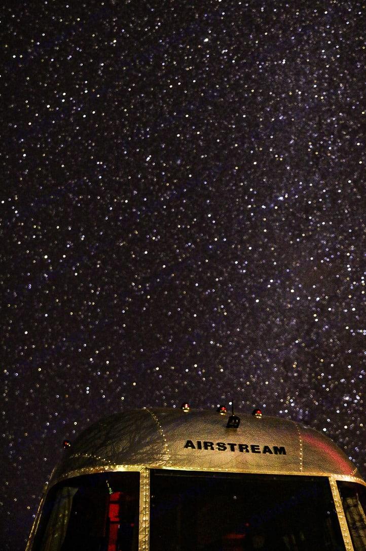 Go Stargazing y'all! . Airstream Flying Cloud 2021