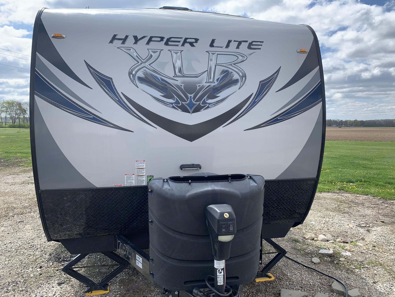 Forest River XLR Hyperlite 24HFS 2016