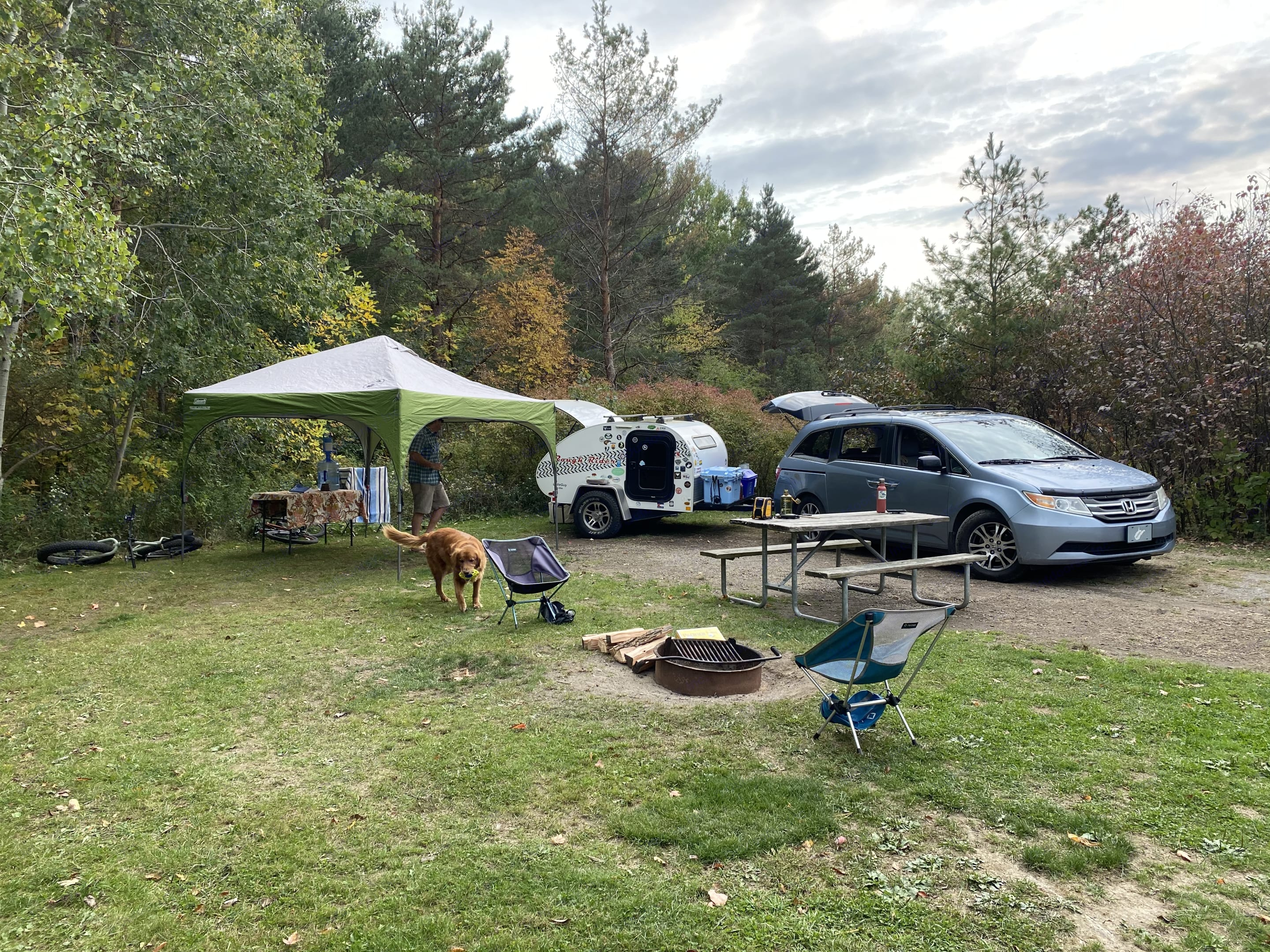 Trip to The Finger Lakes in NY!  We had a great time with our dog, Luna.. T@B Little Guy 2016