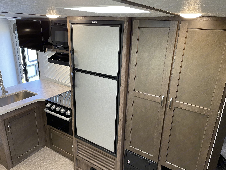 Kitchen. Keystone Passport 2021