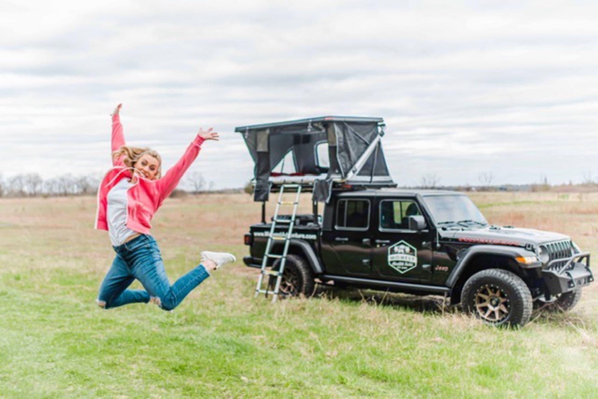 Free Spirit Jeep Gladiator 2020