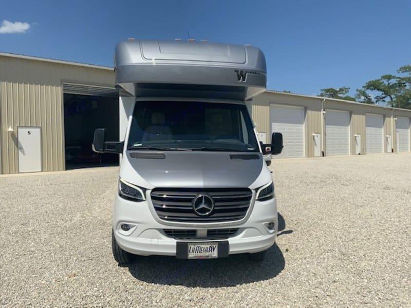 Mercedes Winabago 2020