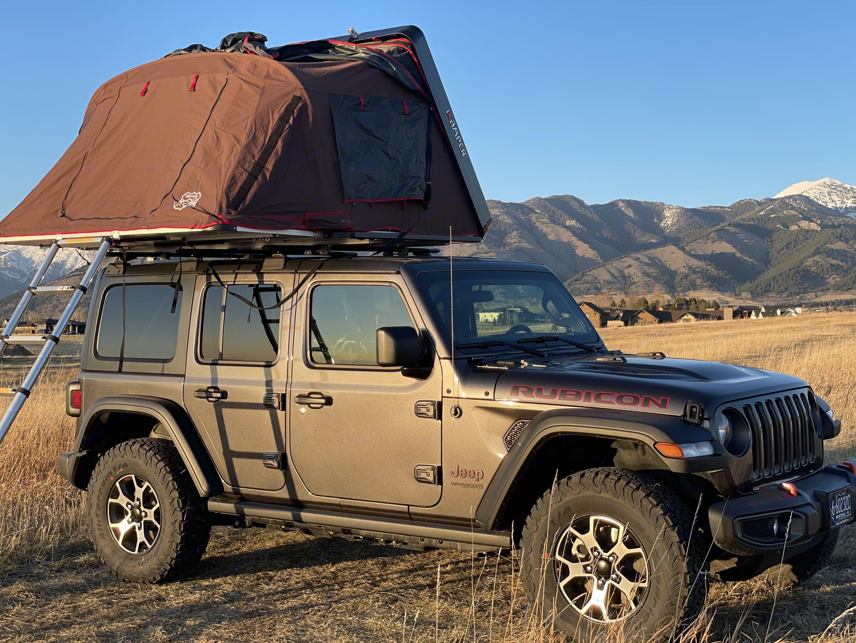 Jeep Wrangler Rubicon Unlimited 2021