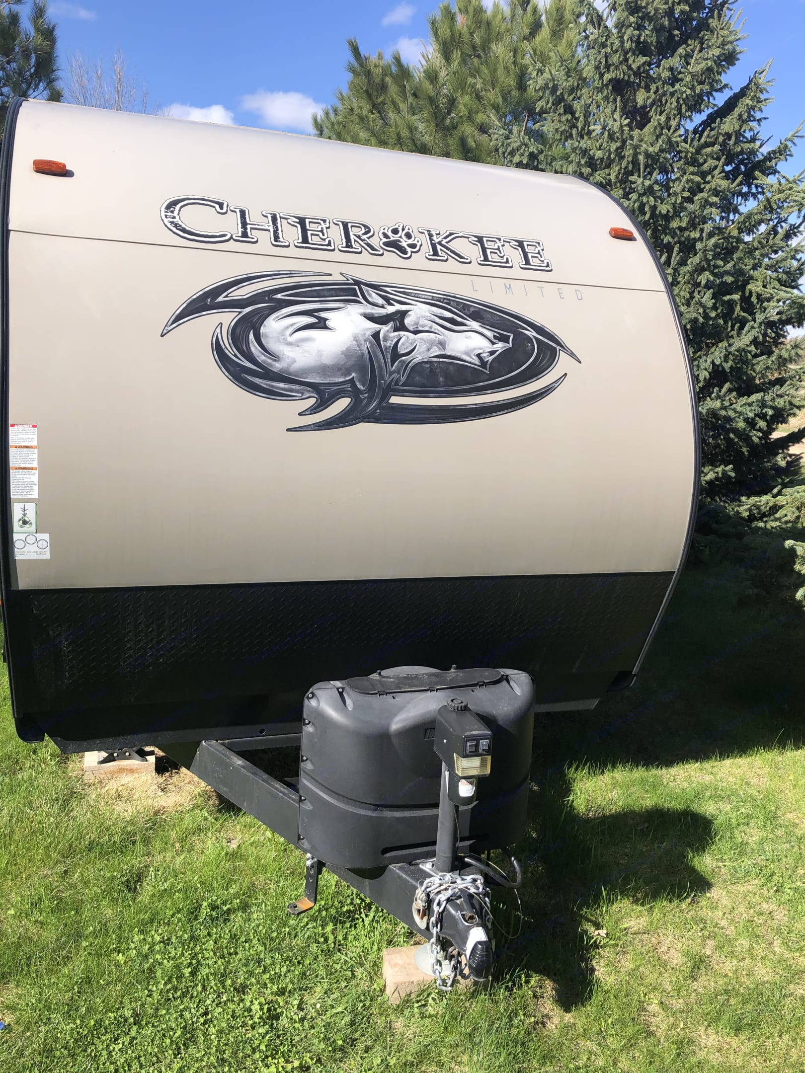 Forest River Cherokee Limited 2018