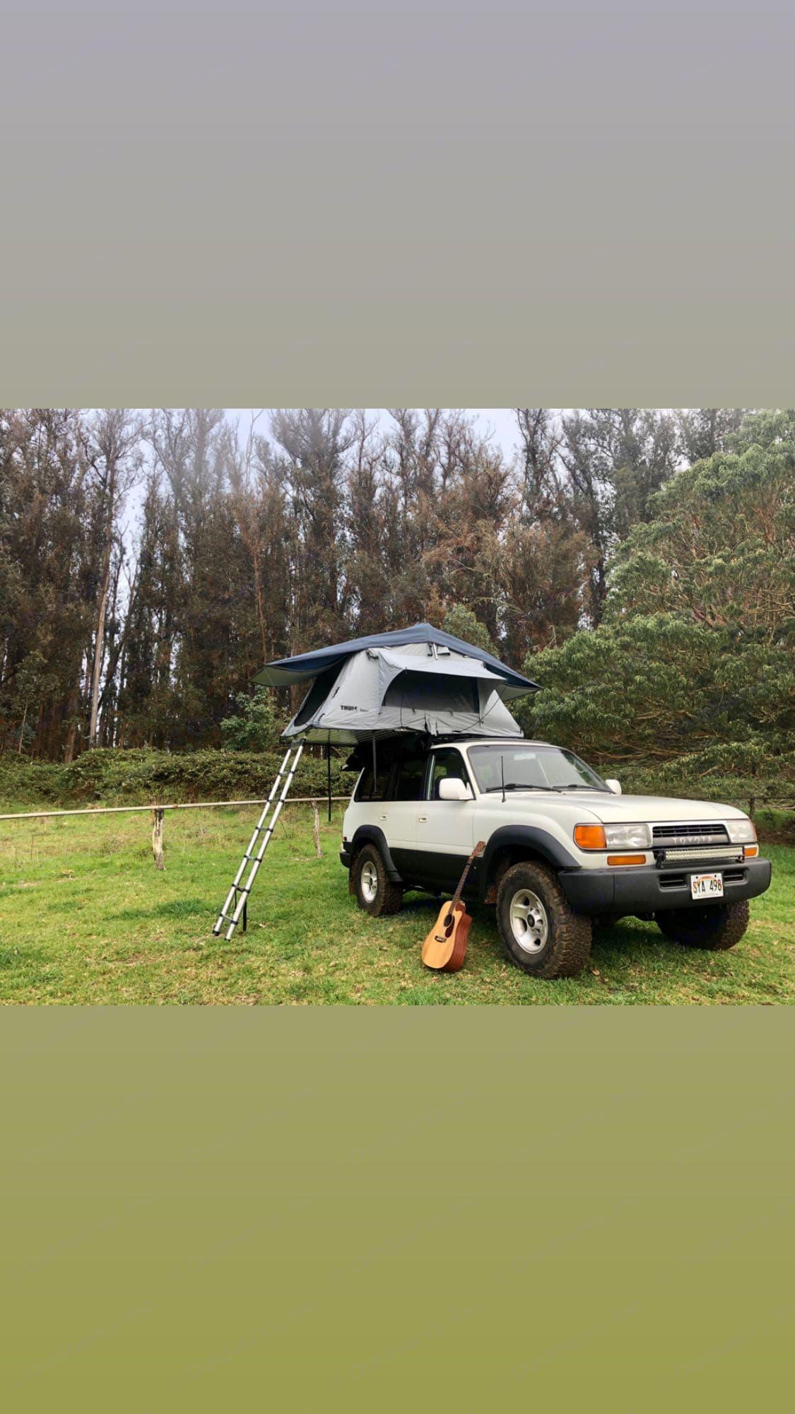 Toyota Landcruiser 1994
