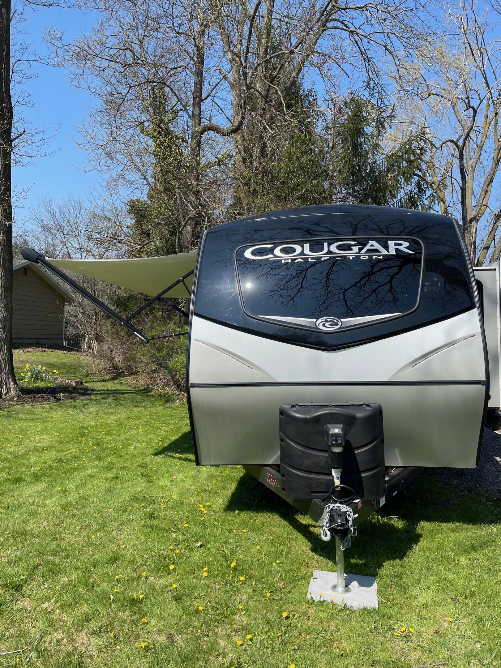 Keystone Cougar Half-Ton 2020