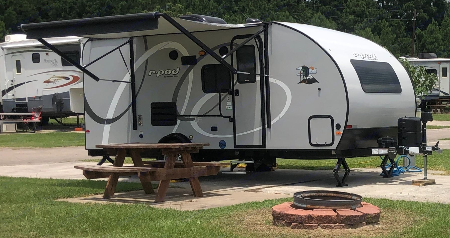 Forest River R-Pod 2021