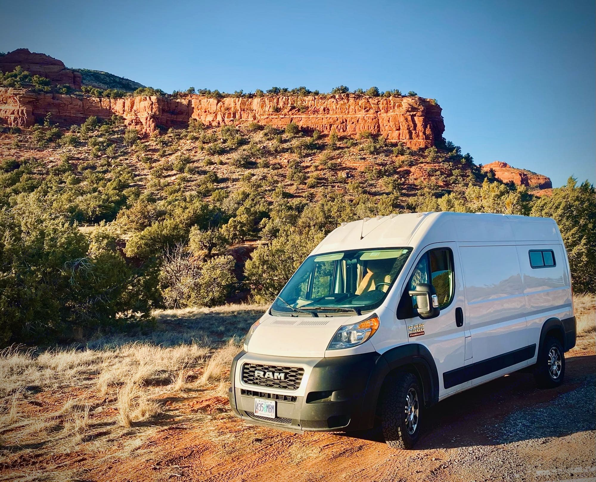 2019 Dodge Ram ProMaster 2500 - shortest version. Easy to drive and park. Fully loaded, solar powered. Front wheel drive takes you into wild places.. Dodge Other 2019
