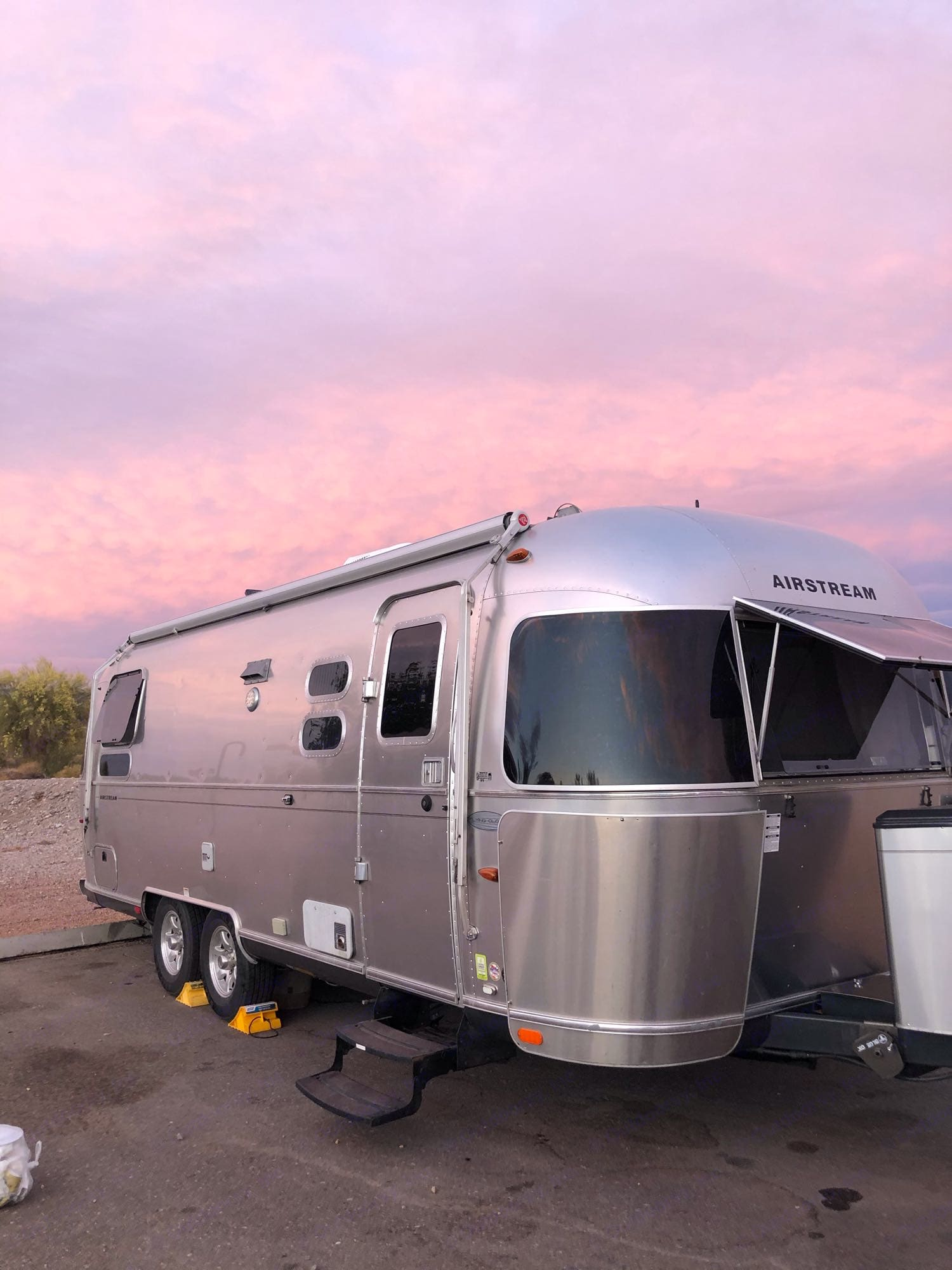 Airstream Flying Cloud 2012