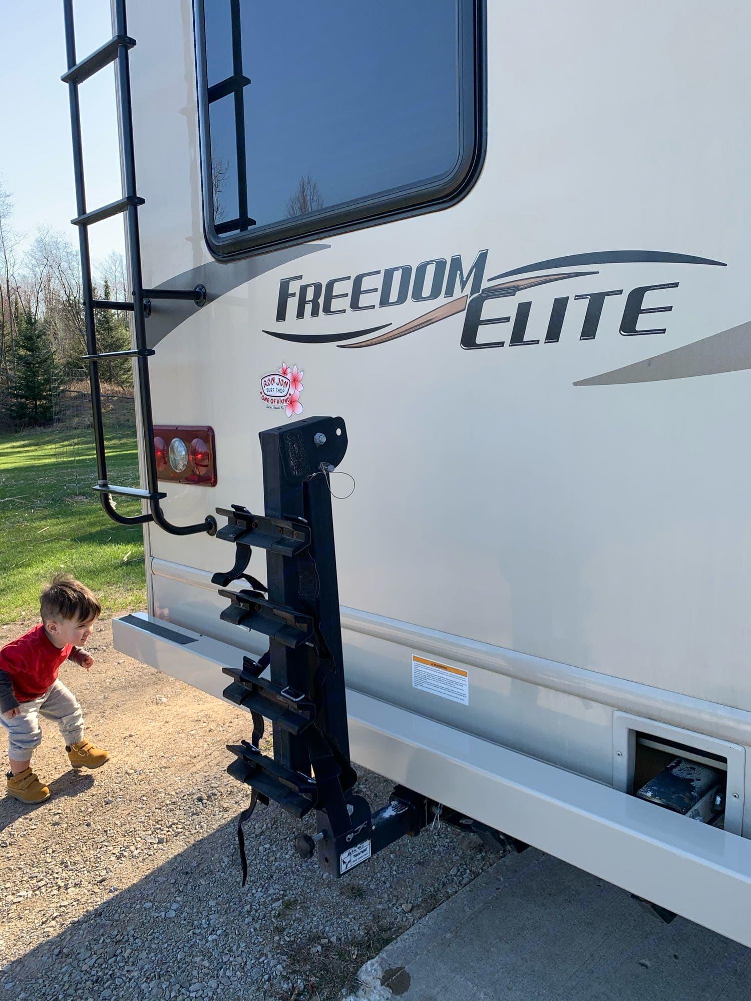 Thor Motor Coach Freedom Elite 2017