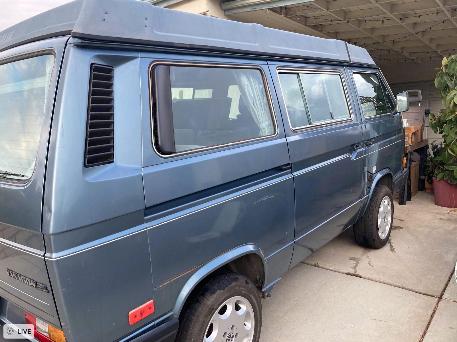 Volkswagen Westfalia 1988