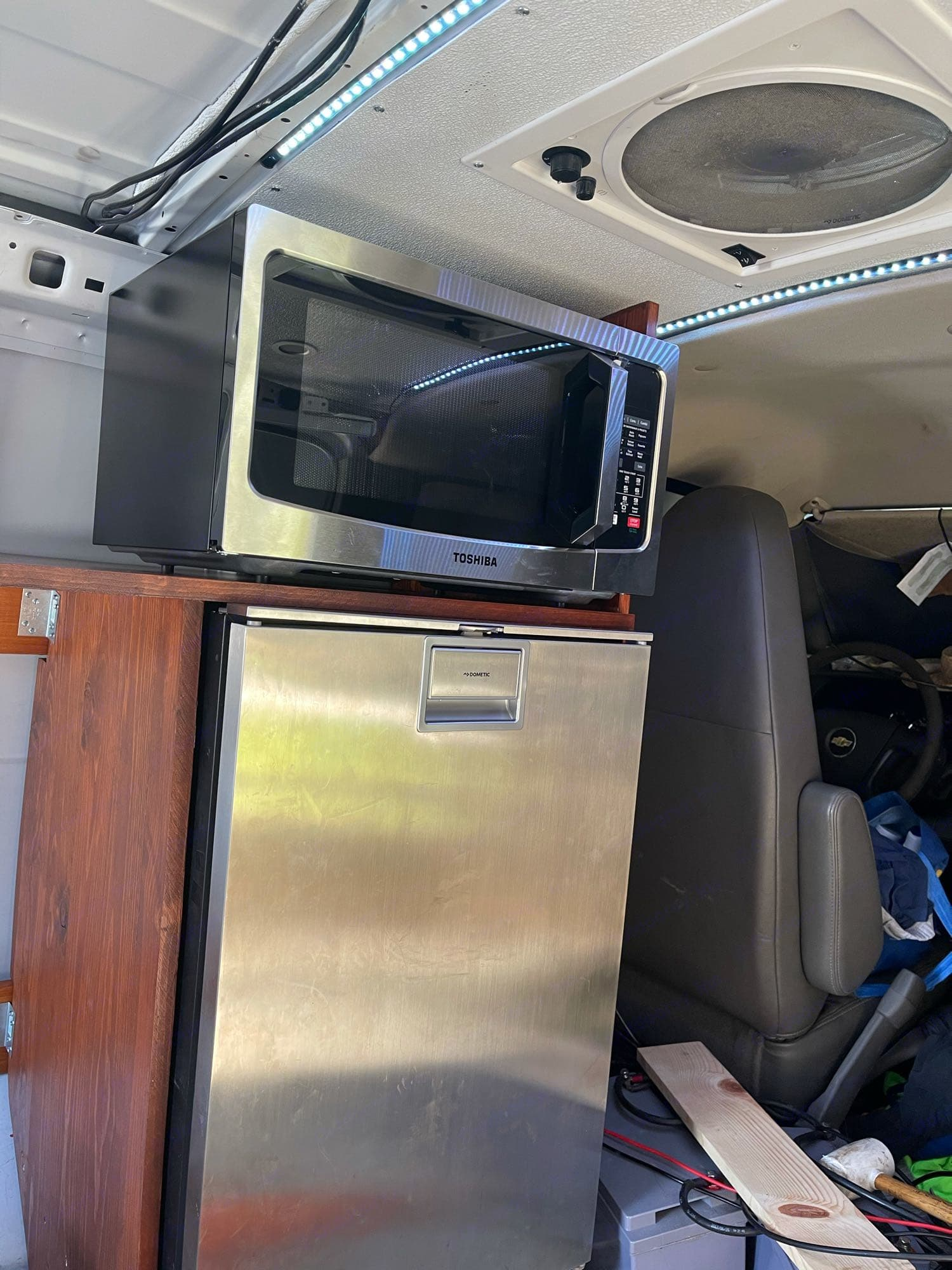 Chevy Express 2500 Open Road 2014