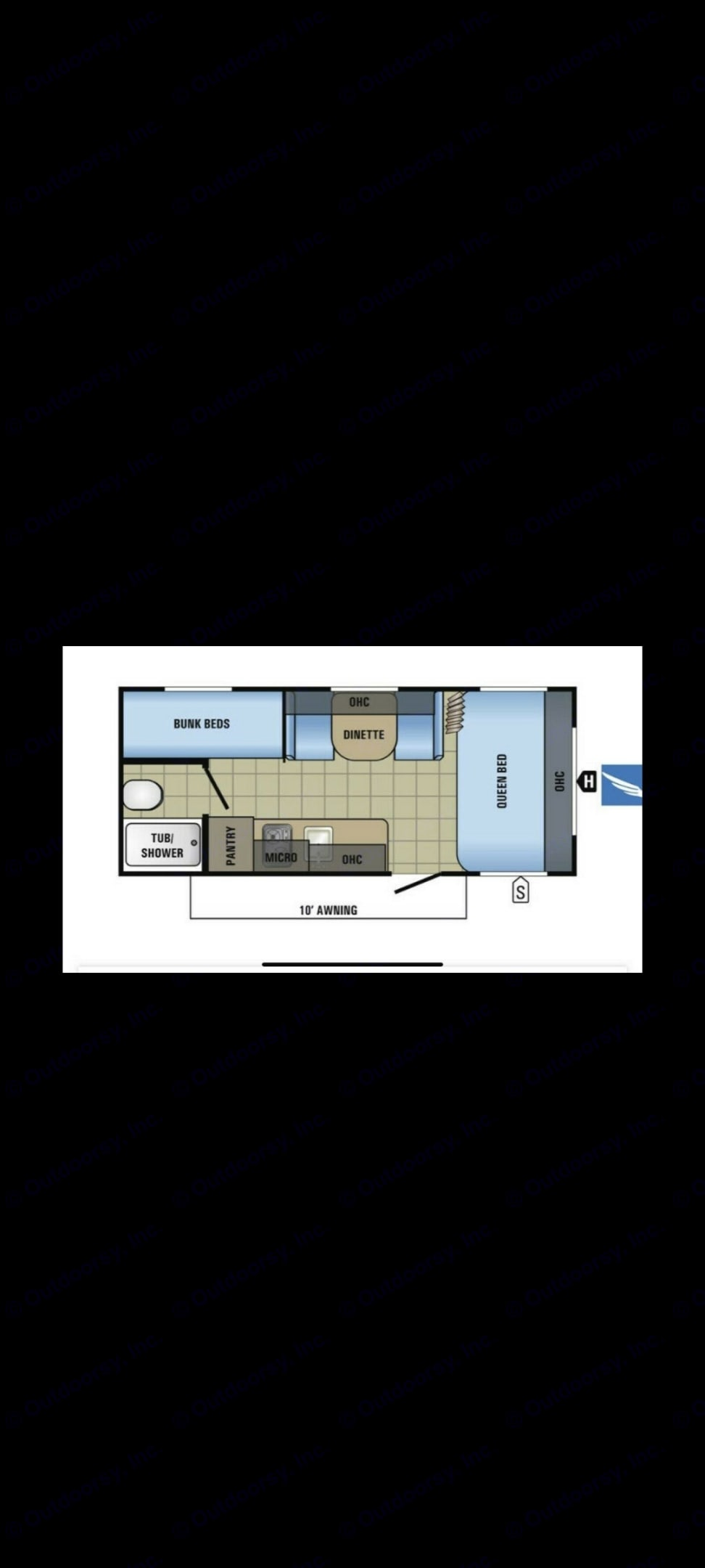 This floorplan will have everything your small family needs to escape the city. . Jayco Jay Flight 2017