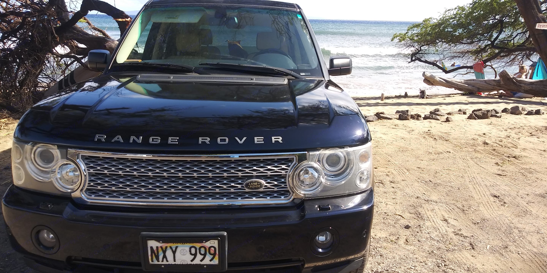 Land Rover Range Rover HSE L322 2006