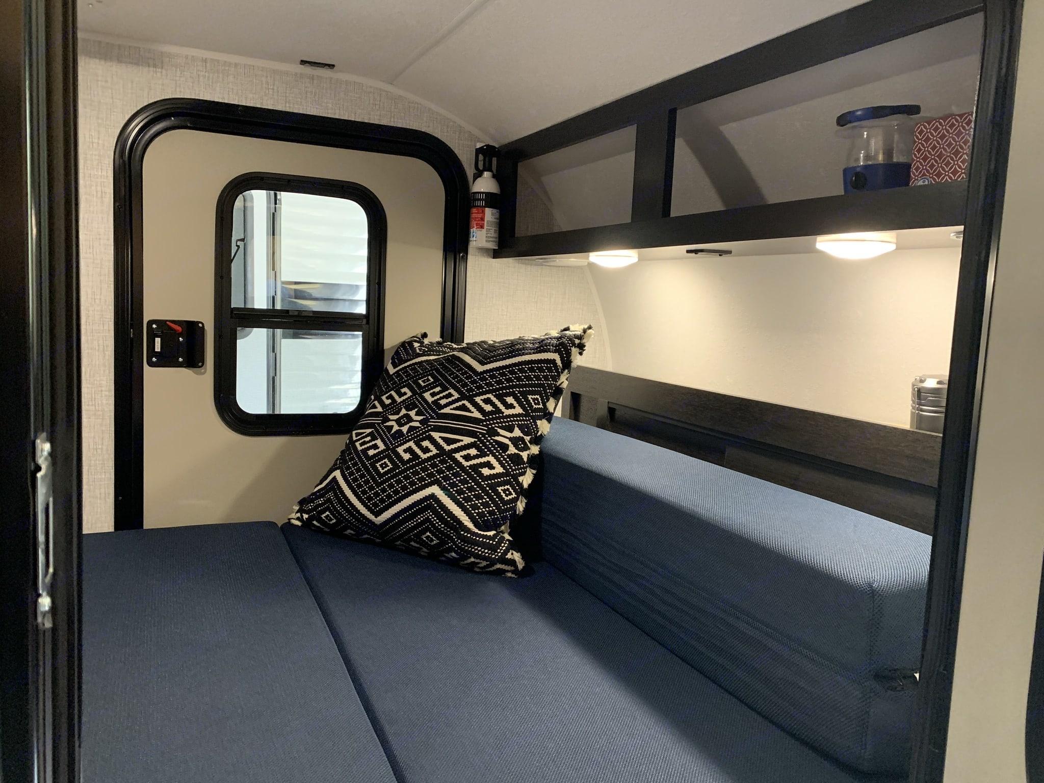 Configure so many ways.  Deep comfortable sleeping mattress.  . Other Other 2021
