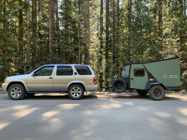 TAXA Outdoors Tigermoth Camper 2017