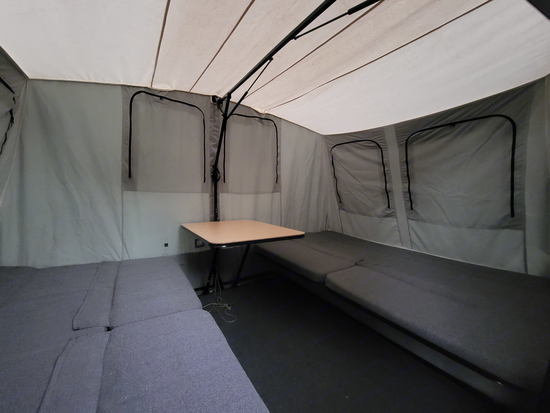 Black Series Alpha Tent 2007