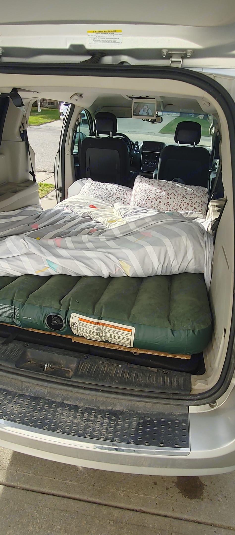 Dodge Caravan 2014