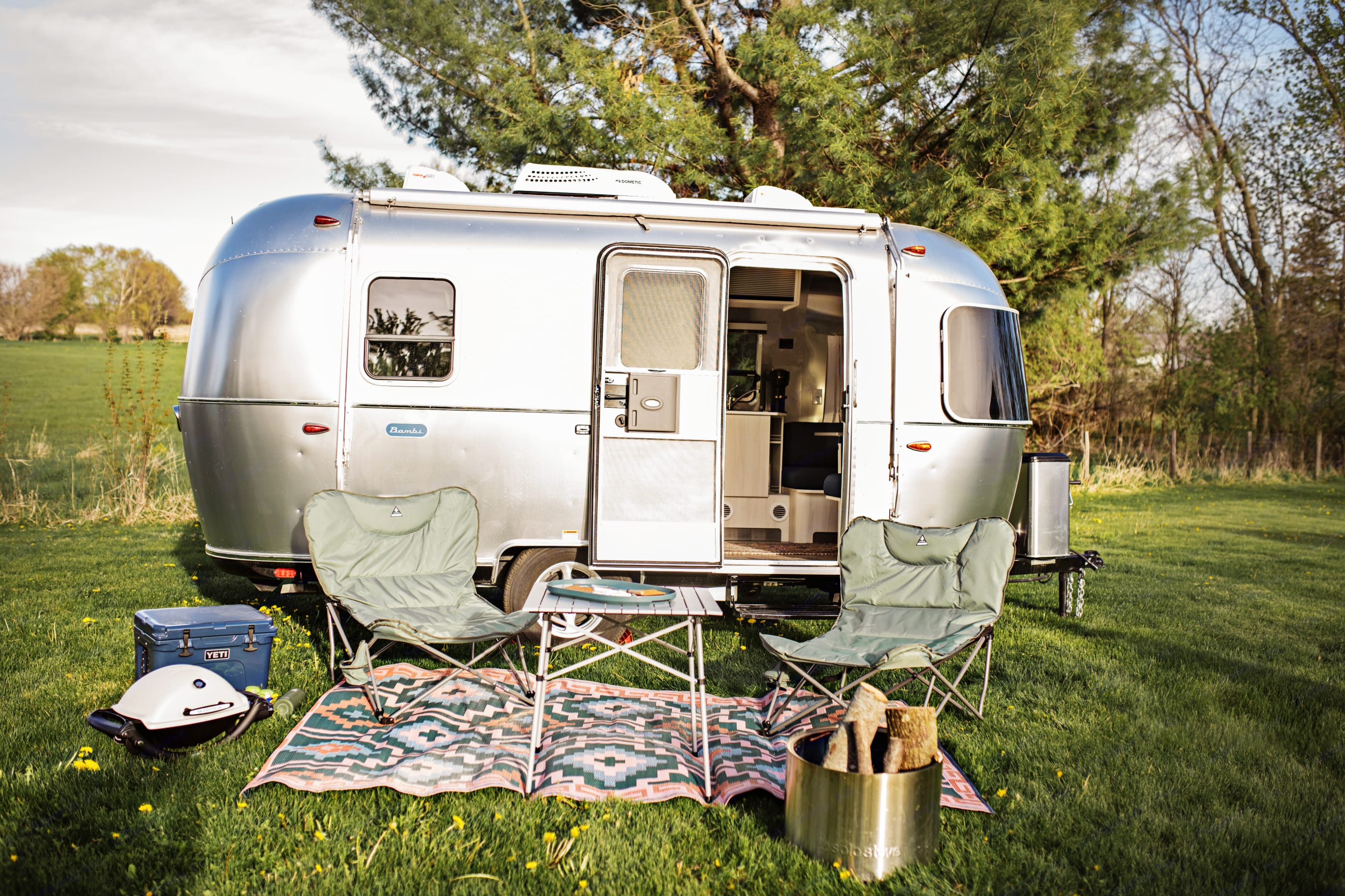 See yourself in our 19 foot Bambi!. Airstream Bambi 19CB 2021
