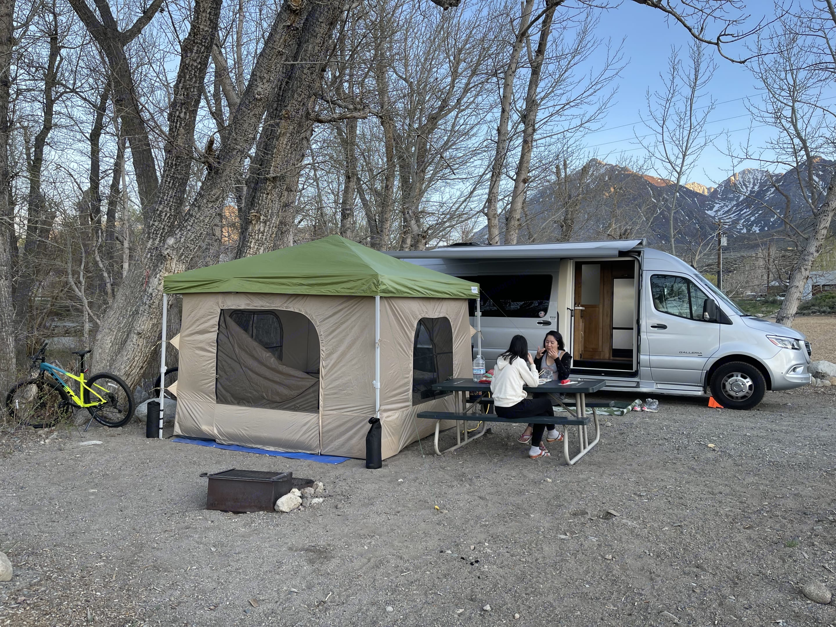 Base Camp set up on our 1st RV adventure.. Coachmen Other 2021