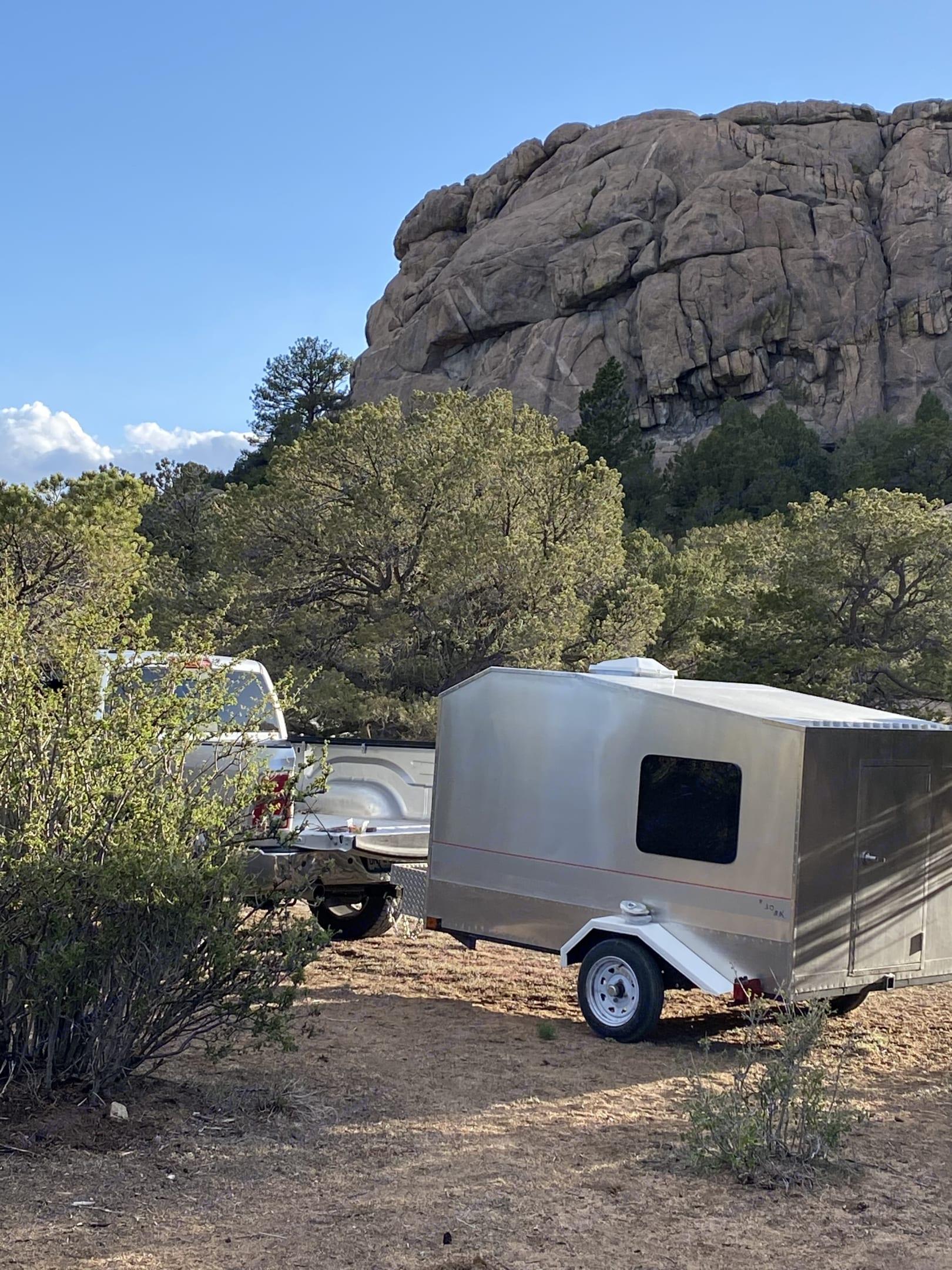 Custom Camper Trailer 2020