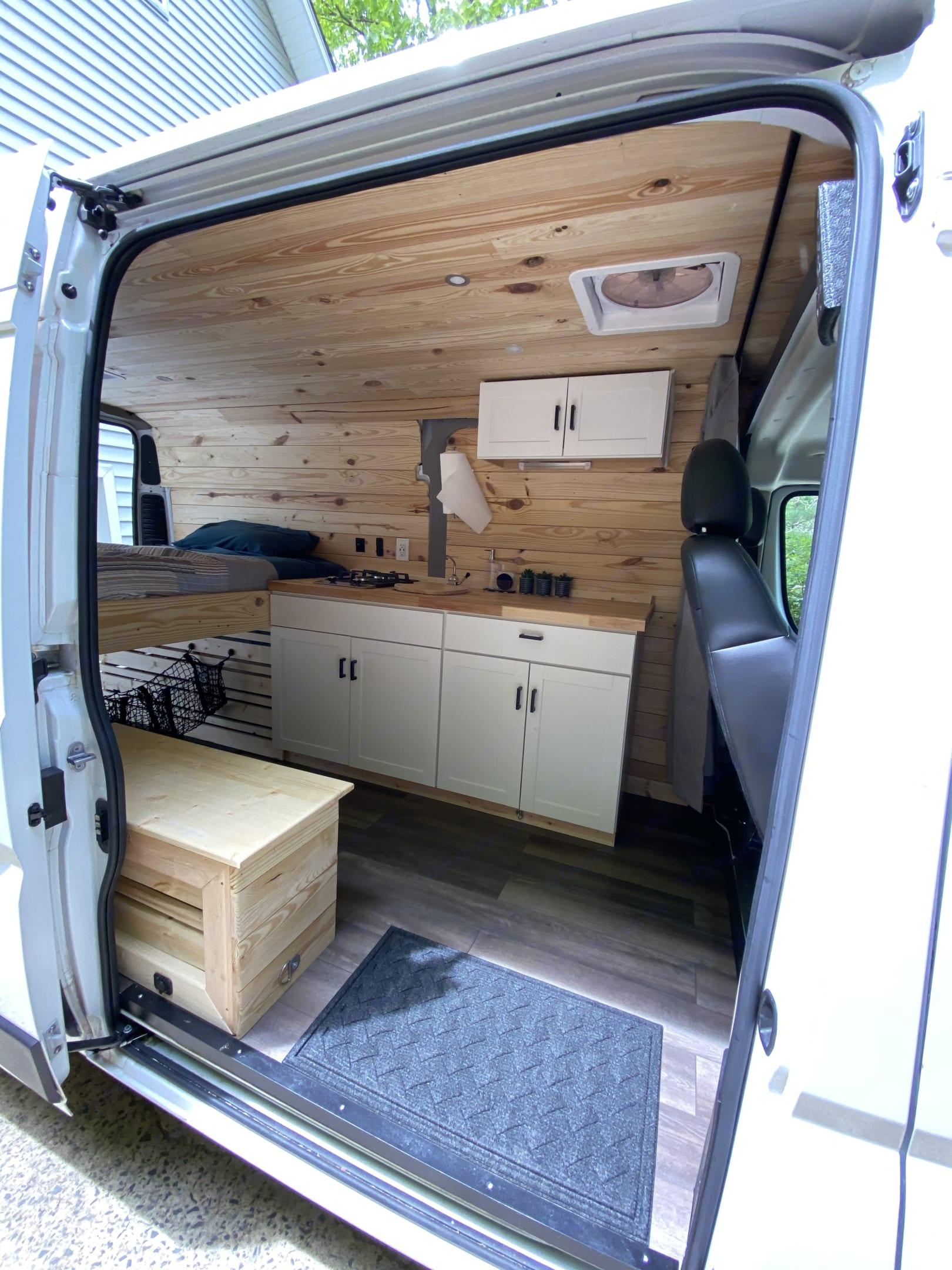 Dodge Sprinter Van 2019