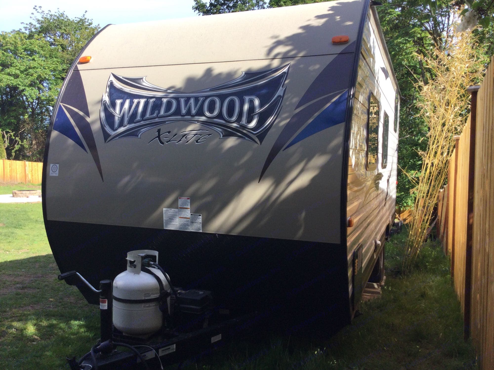 Forest River Wildwood X-Lite 2016