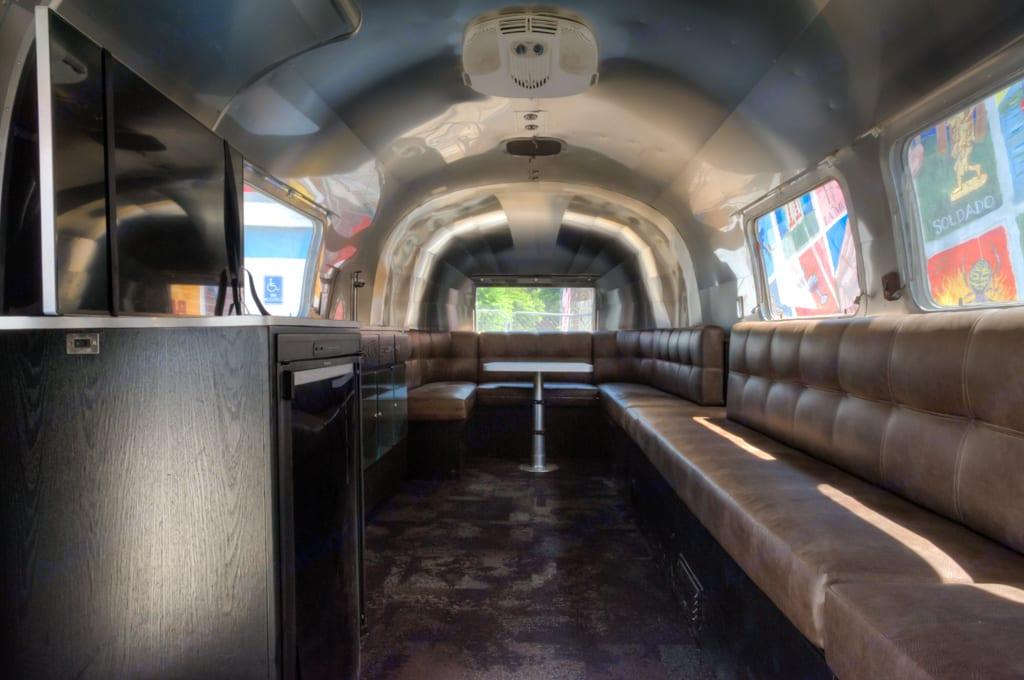 Airstream Overlander 1969